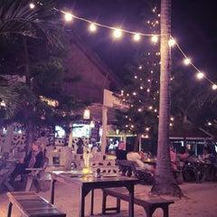 Photo taken at Milky Bay Resort Koh Phangan by Anna K. on 1/15/2015