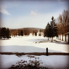 Photo taken at Elmira Country Club by Xander H. on 1/23/2014
