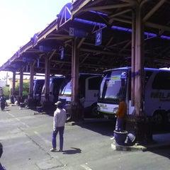 Photo taken at Terminal Bayuangga Probolinggo by toras h. on 9/6/2013
