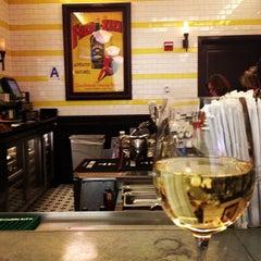 Photo taken at Brasserie La Vie by Jen K. on 3/21/2013