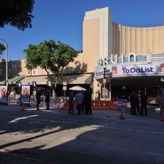 Photo taken at Bruin Theater by Jonathan R. on 7/24/2013