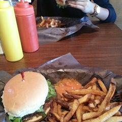 Photo taken at Frat Burger by Karen N. on 9/14/2013