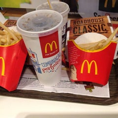 Photo taken at McDonald's by Ana S. on 2/28/2014