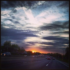 Photo taken at NY Route 440 by Holly O. on 5/8/2013