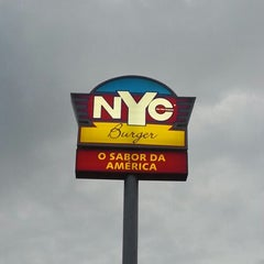 Photo taken at NYC Burger by Can Saro B. on 12/9/2012