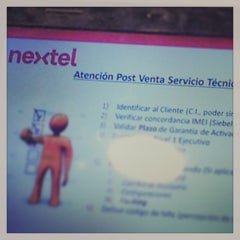 Photo taken at Nextel Chile by Luis Mauricio F. on 8/28/2013
