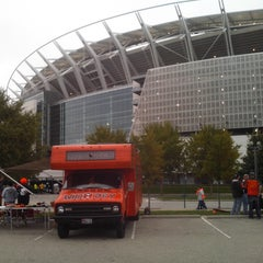 Photo taken at Paul Brown Stadium by Jonathan L. on 12/1/2012