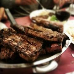 Photo taken at Restaurante El Atlantico by Xavier R. on 12/23/2012
