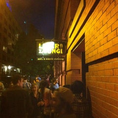 Photo taken at Lizard Lounge by Ben L. on 5/3/2013