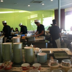 Photo taken at Sushilicious by kim r. on 6/6/2012