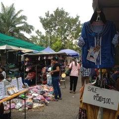 Photo taken at วงเวียน โรงพยาบาลศรีธัญญา by Chiraporn D. on 11/20/2012