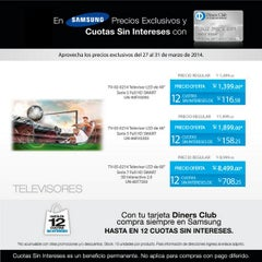 Photo taken at Samsung Electronics Perú by Diners Club Perú on 4/22/2014