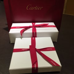 Photo taken at Cartier by Yazeed on 7/13/2015