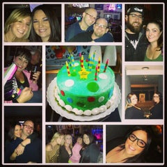Photo taken at Grazies Italian Restaurant & Sports Bar by Kourtney R. on 2/11/2013
