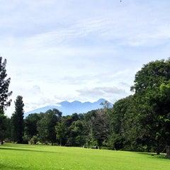 Photo taken at Kebun Raya Bogor by Qishin T. on 12/19/2012