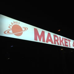 Photo taken at Planet Market by Benjamin O. on 9/4/2013