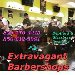 Photo taken at Extravagant Cuts Barber Shop by Barber BiGG V. on 5/28/2015
