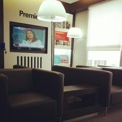 Photo taken at Lounge HSBC Premier by Igor M. on 9/25/2012
