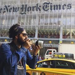 Photo taken at New York Times Building by Özgür D. on 5/23/2016