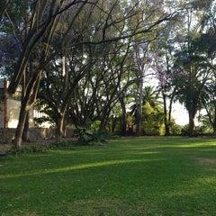 Photo taken at Fracc. Puente Viejo by Carlos L. on 3/31/2014