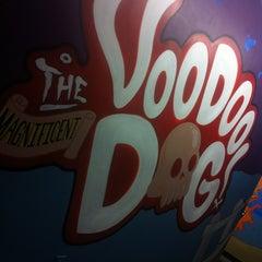 Photo taken at Voodoo Dog by lindsey h. on 2/6/2013