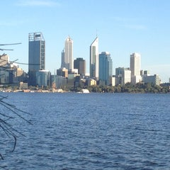 Photo taken at Swan River by Phil N. on 2/11/2013