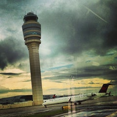 Photo taken at Hartsfield-Jackson Atlanta International Airport by Albert C. on 7/5/2013