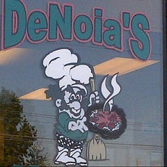 Photo taken at DeNoia's Pizzeria by Debra Y. on 10/12/2012