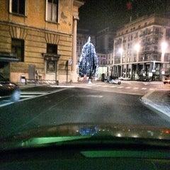 Photo taken at Teatro Sociale di Mantova by Simon L. on 12/7/2013