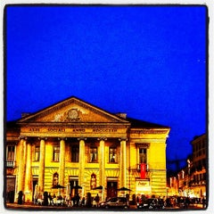 Photo taken at Teatro Sociale di Mantova by Simon L. on 11/1/2013