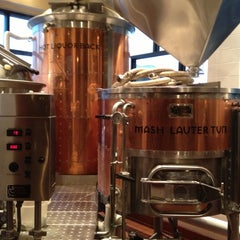 Photo taken at Iron Hill Brewery & Restaurant by Moses A. on 10/19/2012