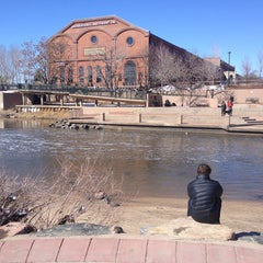 Photo taken at Confluence Park by Glen T. on 3/10/2013