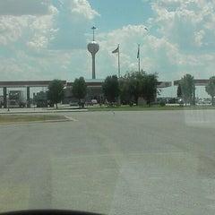Photo taken at Matfield Green Service Area - Kansas Turnpike by Edgar V. on 7/27/2012