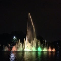 Photo taken at Parque Ibirapuera by Enio G. on 9/18/2013