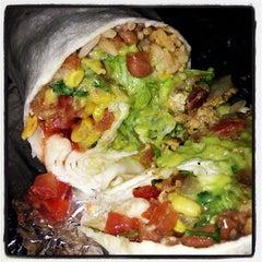 Photo taken at Moe's Southwest Grill by Joe D. on 1/7/2013