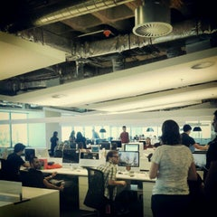 Photo taken at Wunderman by Guilherme M. on 12/10/2012