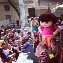 Photo taken at Houston Children's Festival by m g. on 4/7/2013
