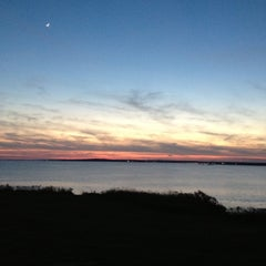Photo taken at Beavertail State Park by Keith F. on 12/15/2012