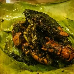 Photo taken at Rasane Seafood & Ikan Bakar by laurensia f. on 8/28/2015