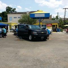 Photo taken at RSVP HAND CAR WASH & DETAIL CENTER by AJ P. on 7/4/2014