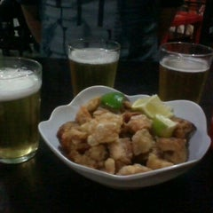 Photo taken at Bar do Torresmo by Luiza L. on 10/17/2012