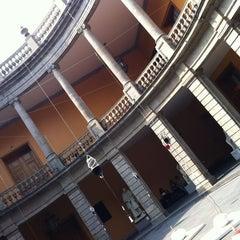 Photo taken at Museo Nacional de San Carlos by Señor G. on 11/11/2012