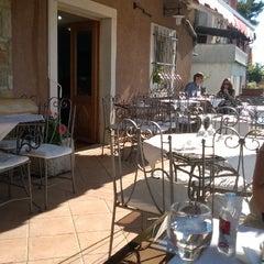 Photo taken at Restoran Pod Napun by Dimitrijs A. on 7/11/2014