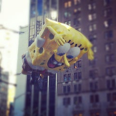 Photo taken at Macy's Thanksgiving Day Parade by Diana A. on 11/22/2012