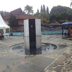 Photo taken at Grand Jaya Raya Resort & Convention Hotel by Eko D. on 9/22/2013