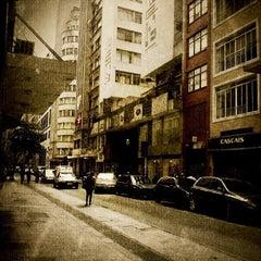 Photo taken at Rua Sete de Abril by Sara M. on 4/6/2013