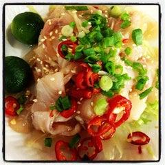 Photo taken at Ho Kee Porridge 和记粥 by Edwin Y. on 6/8/2013
