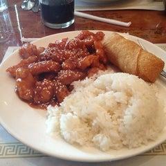 Photo taken at Shanghai Tokyo Restaurant & Sushi Bar by Jacey W. on 7/12/2013