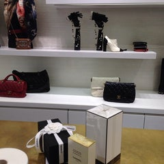 Photo taken at CHANEL Boutique by Shomoukh A. on 6/16/2014