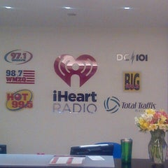 Photo taken at Clear Channel Washington DC by Romona F. on 2/3/2014